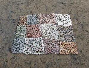 Colonsay pebbles